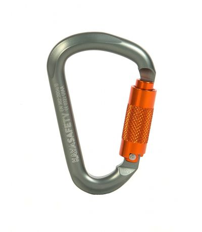Karabinek K-9 2A Twist Lock Kaya Safety