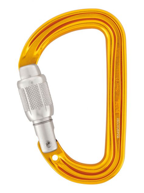 Karabinek SMD Sm'D Screw-Lock Petzl