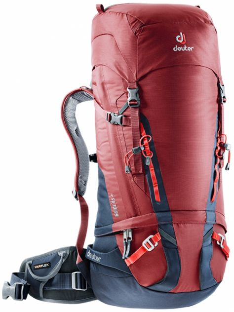 Plecak Guide 45+ cranberry-navy Deuter