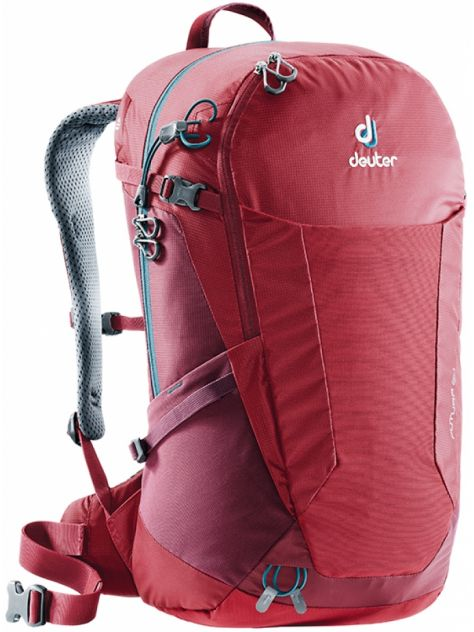 NEW Plecak Futura 24 cranberry-marron Deuter