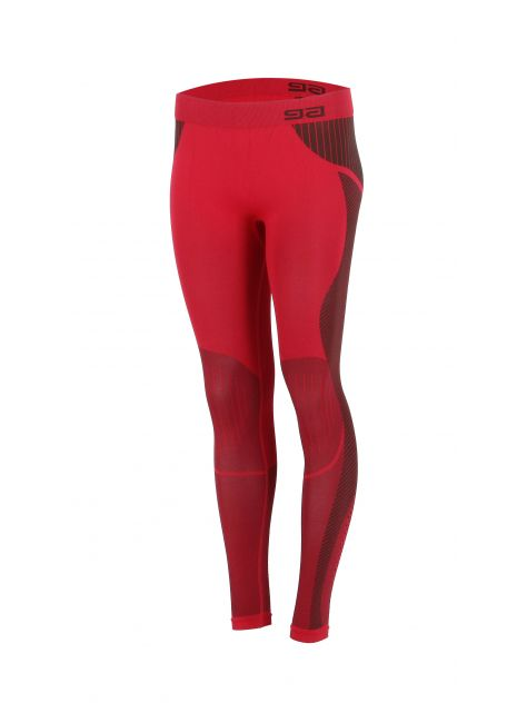 Legginsy damskie Thermo Gama Basic Gatta Active malinowa