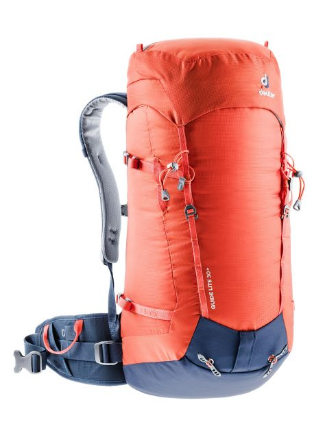 Plecak Guide Lite 30+ Deuter papaya/navy