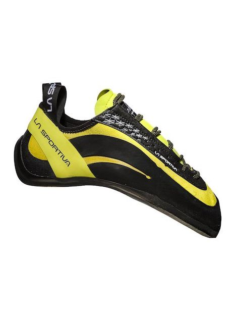 Buty wspinaczkowe Miura lime La Sportiva [outlet]