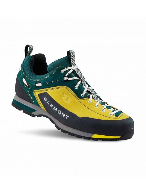 Buty Dragontail LT Garmont dark green/yellow