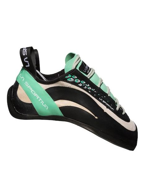 Buty wspinaczkowe Miura Woman white jade green La Sportiva [outlet]
