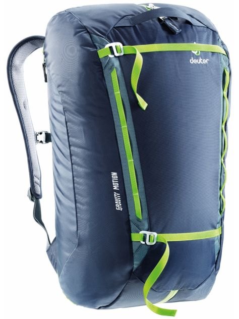 Plecak na linę Gravity Motion Deuter navy-granite [outlet]