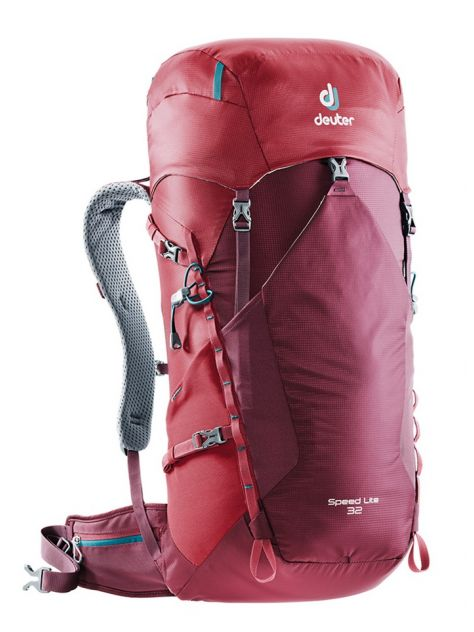 Plecak Speed Lite 32 Deuter maron/cranberry