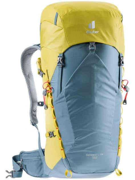 Plecak Speed Lite 32 Deuter slateblue/greencurry