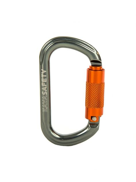 Karabinek K-7 3A Triple Lock Kaya Safety