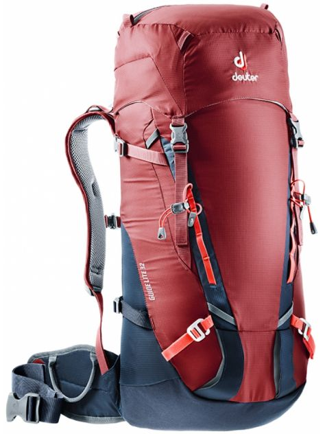 Plecak Guide Lite 32 cranberry-navy Deuter