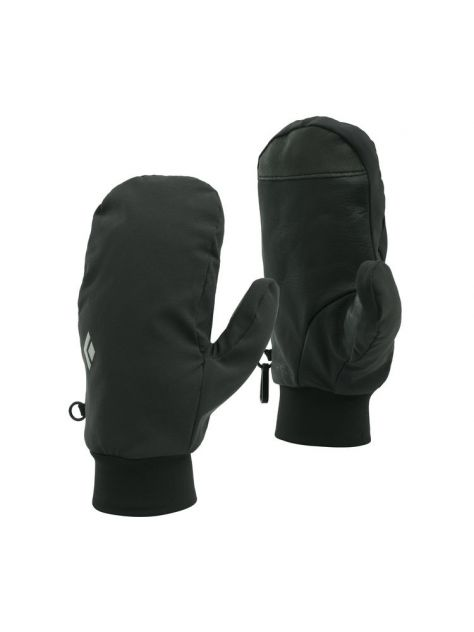 Rękawice Midweight Softshell Mitts Black Diamond [outlet]