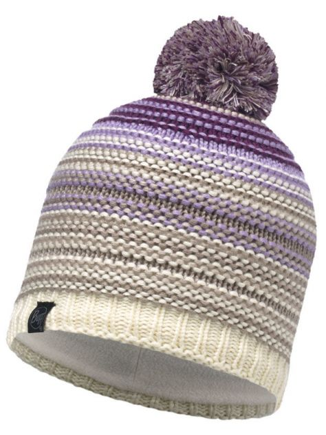 Czapka Knitted & Polar Neper Violet Buff [outlet]