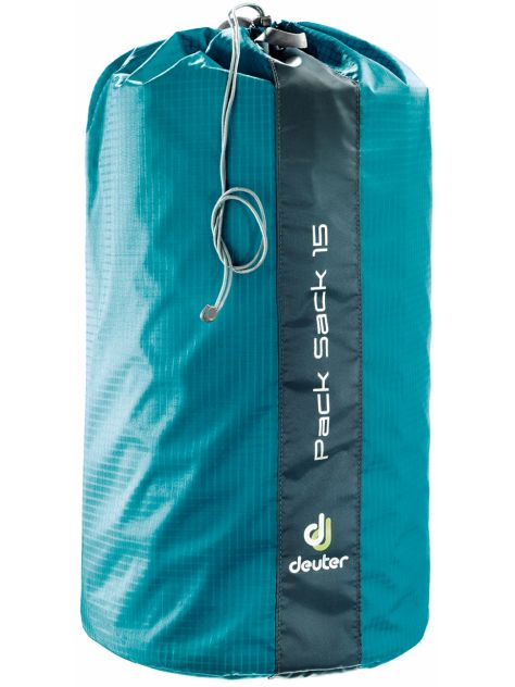 Worek Pack Sack 15L Deuter turkusowy