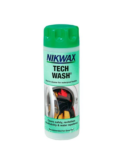 Płyn do prania Tech Wash 300ml Nikwax