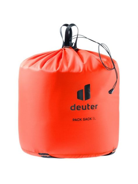 Worek Pack Sack 5l Deuter papaya